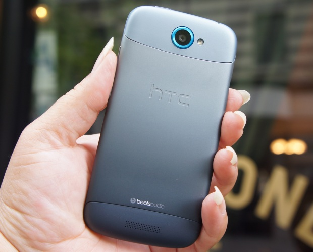 HTC One S Back
