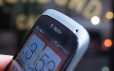 HTC One S earpiece