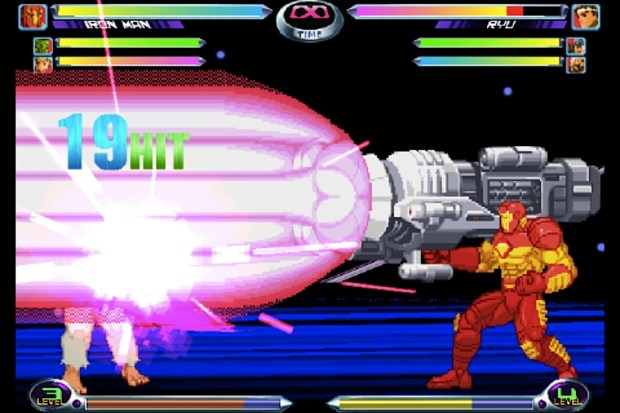 Marvel vs Capcom 2: Age of Heroes Comes to iOS on April 25