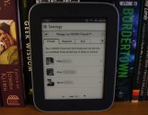 Nook Simple Touch with Glowlight - Manage Friends