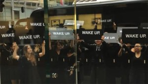 """RIM Claims Responsibility For Australian """"Wake Up"""" Campaign"""