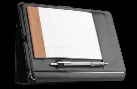 Sena Florence Portfolio notepad