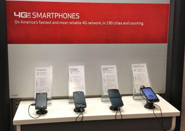 Verizon Smartphone