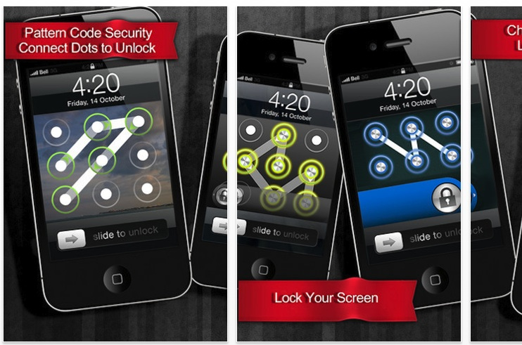 Fake IPhone LockScreen App Tricks Users, Banks Thousands