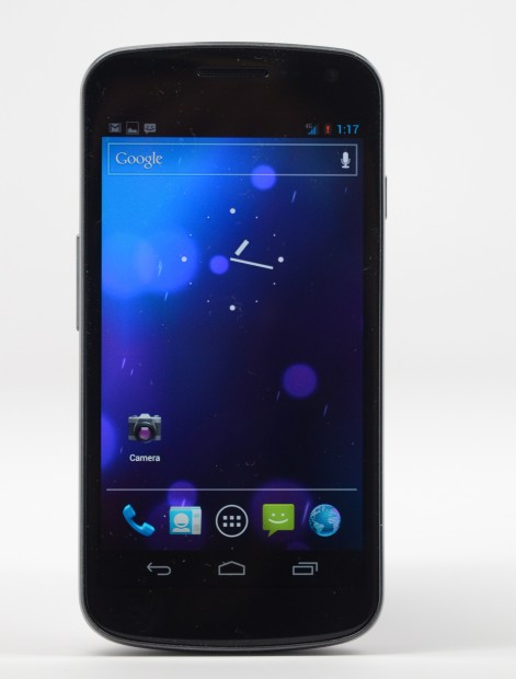 The 5 Best Android Smartphones [May, 2012]