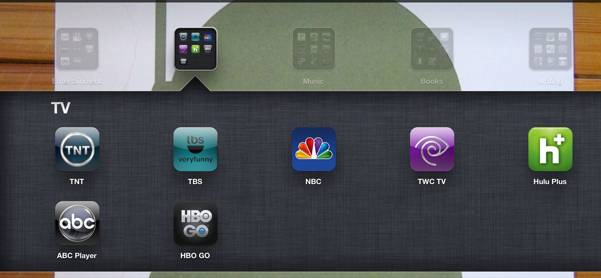 Top iPad TV and Entertainment Apps (Video)