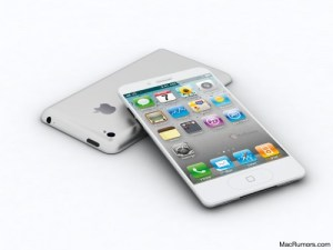 iPhone 5 design mock-up
