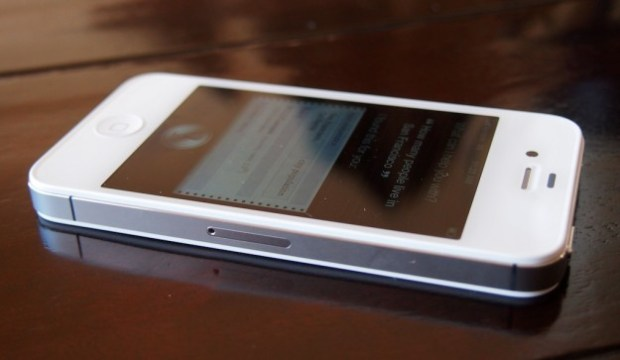 iPhone 5 thinner than iPhone 4s