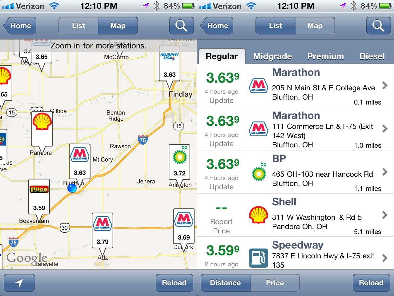 Free Gasbuddy App For Iphone