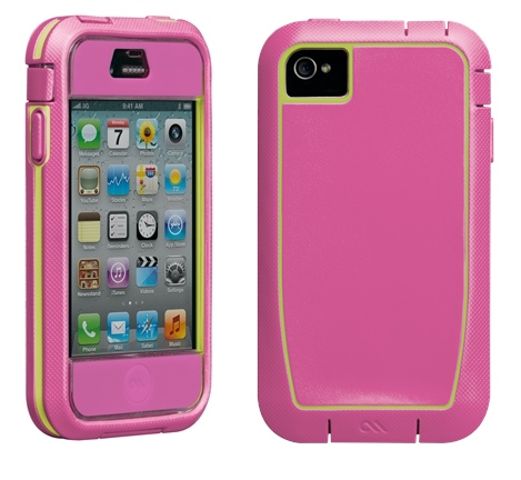 iphone 4s case-mate  Phantom case
