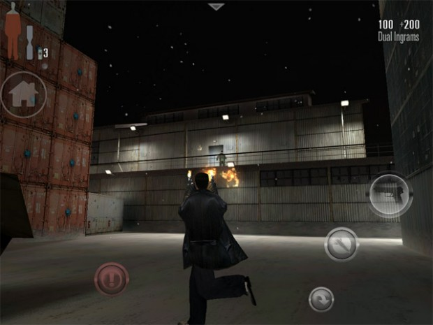 Max Payne Mobile for iOS and Android