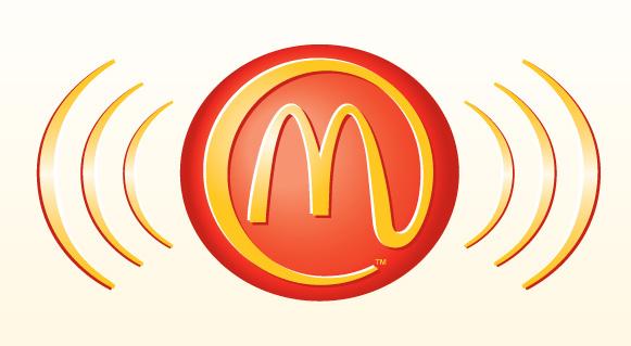Free Wi-Fi at McDonalds