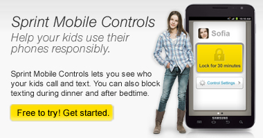 Samsung Galaxy Note Appears on Sprint's Website
