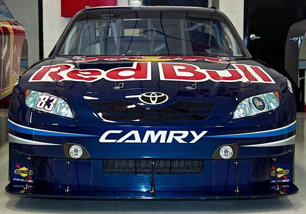 Red Bull Racing NASCAR