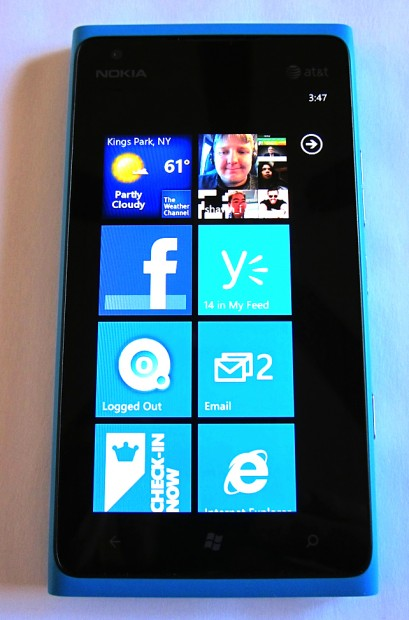 Lumia 900 Back in Stock at AT&T