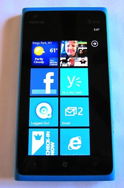 Lumia 900 Back in Stock at AT&T