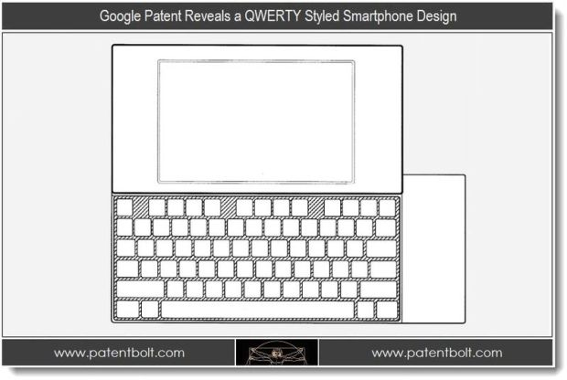 Google Nexus with Physical Keyboard Could Woo BlackBerry Users