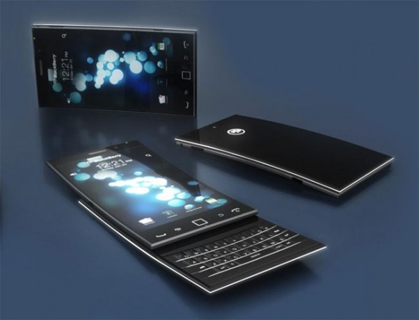 BlackBerry 10 Release Pegged for October