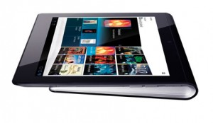 Sony Tablet S Gets Android 4.0 Ice Cream Sandwich