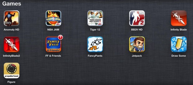 top ipad games - Games
