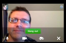 Google+ Hangout iPad Google+