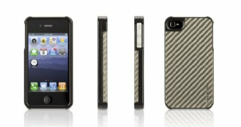 Griffin Elan Form Graphite iPhone 4S Case