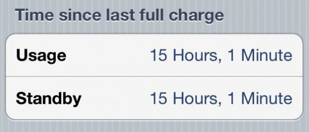how to fix battery life on iphone 5