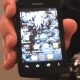 Kyocera Hydro Hands On