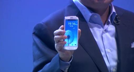 Samsung Galaxy S III Coming to U.S. This Summer