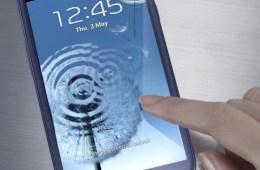 Blue Samsung Galaxy S III Faces Delays