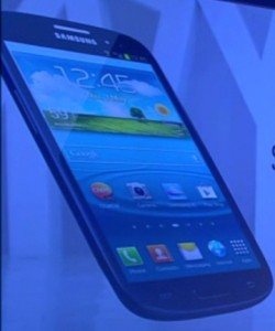 Samsung Galaxy S III TouchWiz