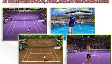 Virtua Tennis iPad