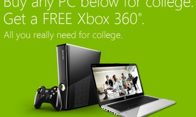 Xbox 360 deal Students