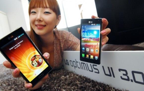 LG Announces New Optimus UI 3.0