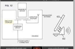 Apple Inductive Charging Patent