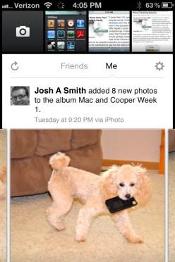 Facebook integration iOS 6