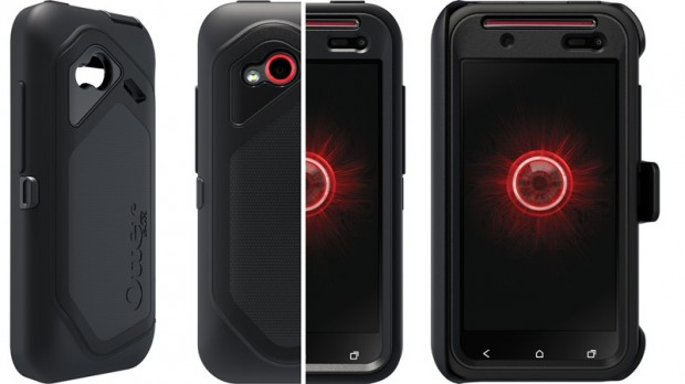 HTC Droid Incredible 4G LTE Case - OtterBox Defender