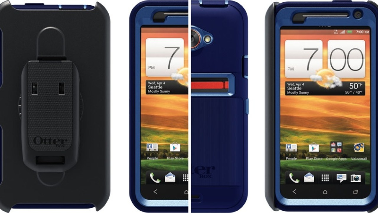 new style 8c914 fdb4d OtterBox Outs New Cases for EVO 4G LTE, Droid Incredible 4G LTE & More
