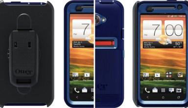 HTC EVO 4G LTE OtterBox Defender Case