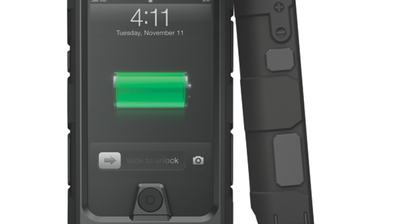 online retailer f6a9b 6dd70 Mophie Announces Rugged Juice Pack Pro iPhone Case for $130