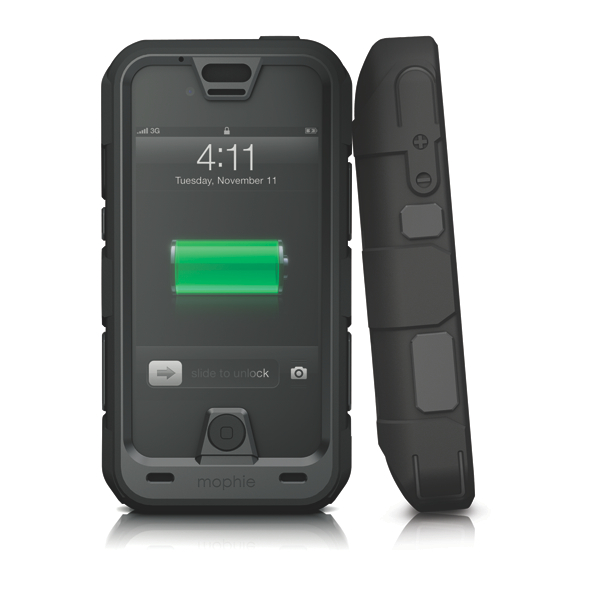 online retailer 61def 484b2 Mophie Announces Rugged Juice Pack Pro iPhone Case for $130