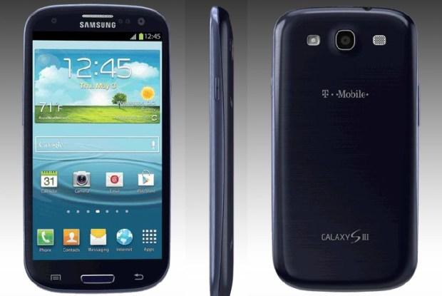 T-Mobile Galaxy S III Release Date