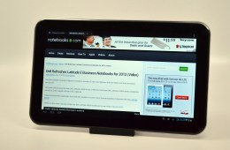 the Toshiba Excite 13 has a 13.3-inch display with 1600 x 900 resolution.