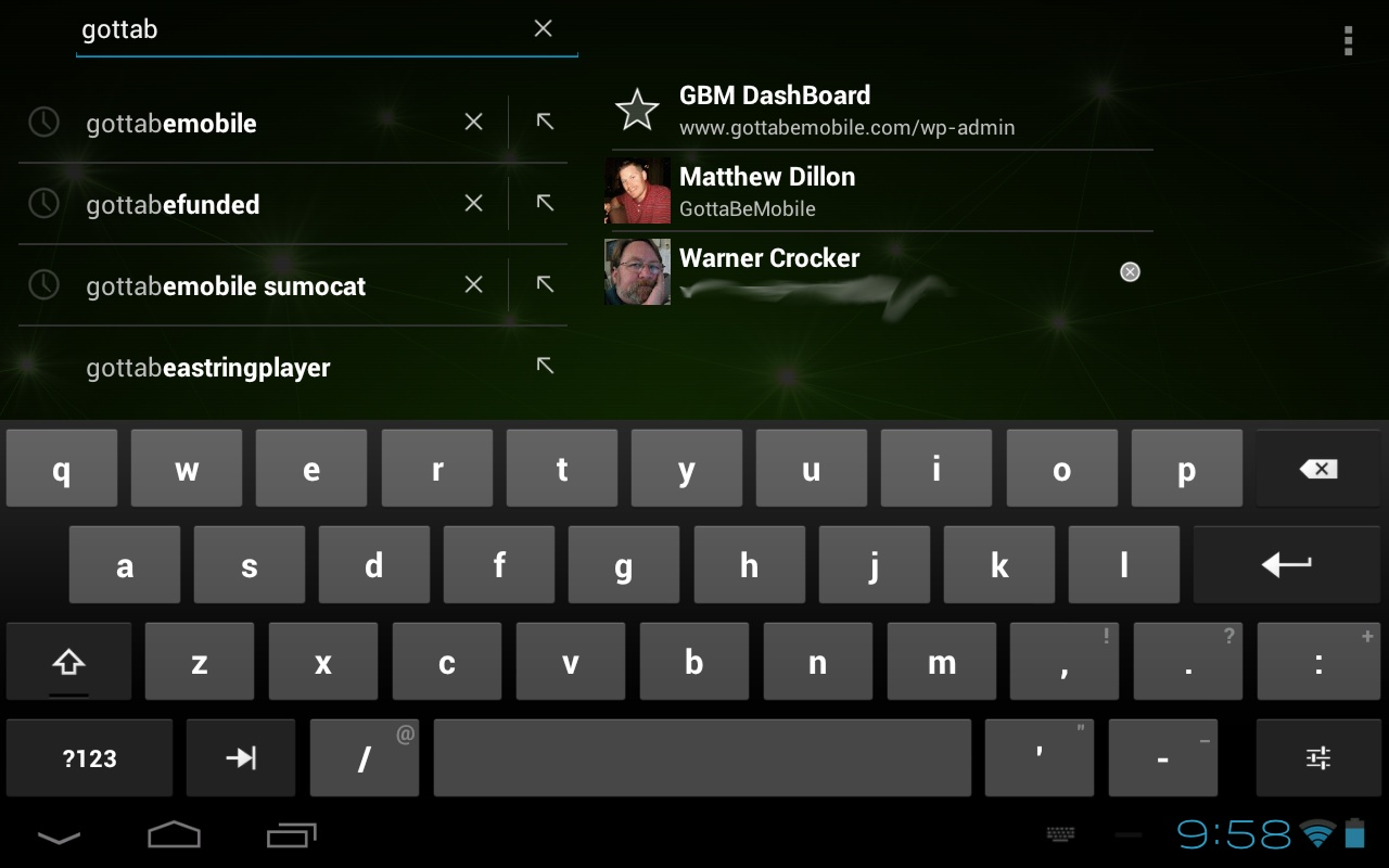 how to make on screen keyboard bigger