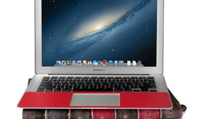 TwelveSouth SurfacePad Leather Palmrest for MacBook Air