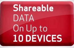 Verizon Shared Data Plans - 10 Devices