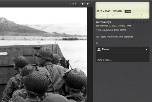 iphoto description field auto expands as you add text