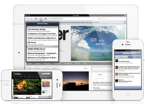 iOS 6 Safari Improvements