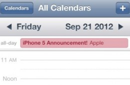 What iOS 6 Tells Us About the iPhone 5