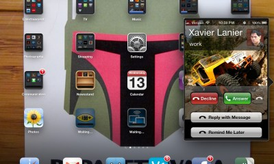 iPhone 5 iPad integration
